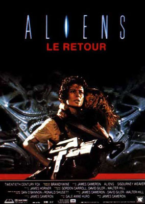 Aliens - Le Retour (1986/de James Cameron)