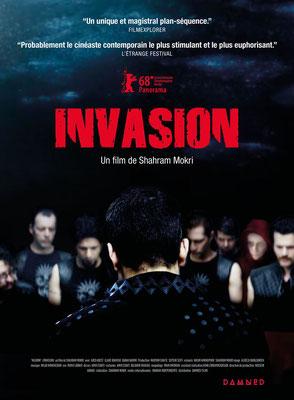 Invasion (2017/de Shahram Mokri)