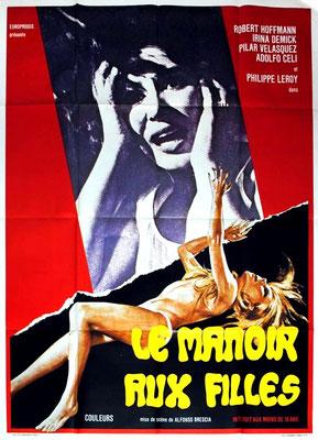 Le Manoir Aux Filles (1972/de Alfonso Brescia)