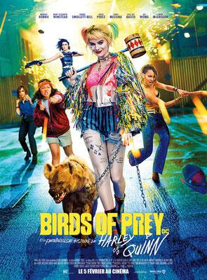 Birds Of Prey et la Fabuleuse Histoire de Harley Quinn (2020/de Cathy Yan)