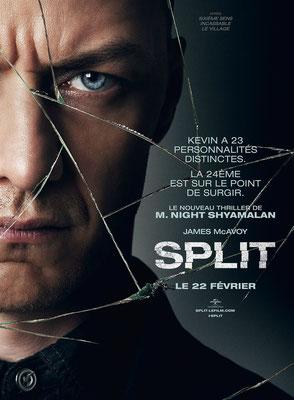 Split (2016/de M. Night Shyamalan)
