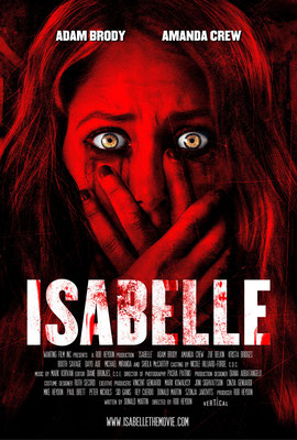 Isabelle (2018/de Robert Heydon)