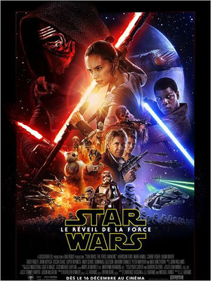 Star Wars : Episode 7 : Le Réveil De La Force (2015/de J.J. Abrams)