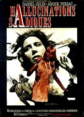 Hallucinations Sadiques (1969/de Jean-Pierre Bastid)