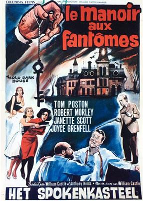 Le Manoir Aux Fantômes (1963/de William Castle)
