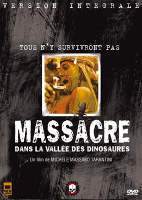 Cannibal Ferox 2 - Massacre Dans La Vallée Des Dinosaures (1985/de Michele Massimo Tarantini)