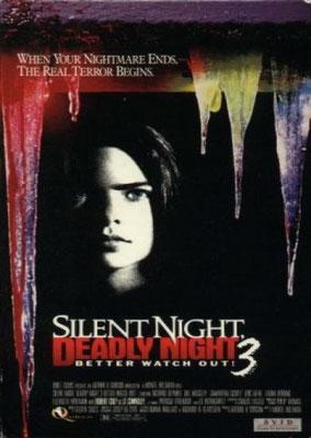 Douce Nuit, Sanglante Nuit 3 - Coma Dépassé (1989/de Monte Hellman)