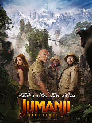 Jumanji - Next Level (2019/de Jake Kasdan)