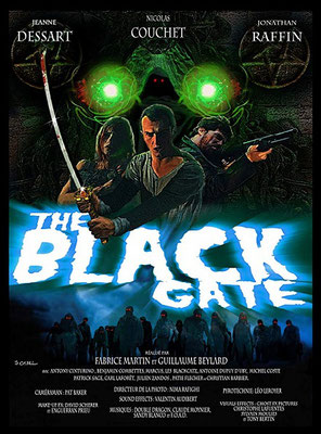 The Black Gate (2017/de Guillaume Beylard & Fabrice Martin)