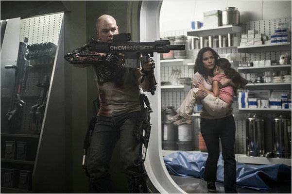 Elysium de Neill Blomkamp - 2013 / Science-Fiction