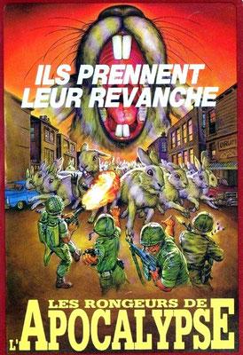 Les Rongeurs de l'Apocalypse (1972/ William F. Claxton)