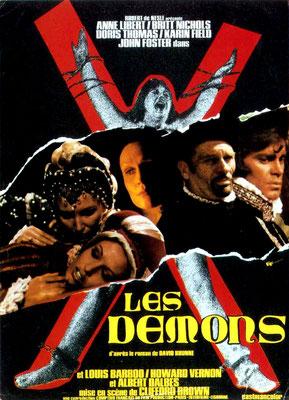 Les Démons (1973/de Jesús Franco)
