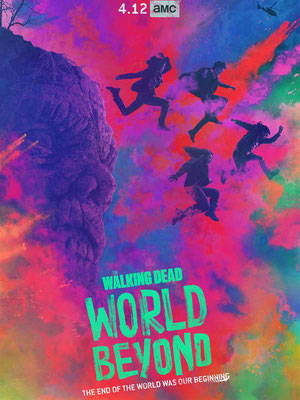 The Walking Dead : World Beyond - Saison 1