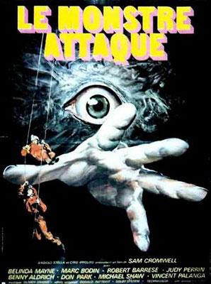 Le Monstre Attaque (1980/de Ciro Ippolito & Biagio Proietti)