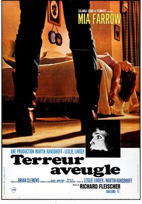Terreur Aveugle (1971/de Richard Fleischer)