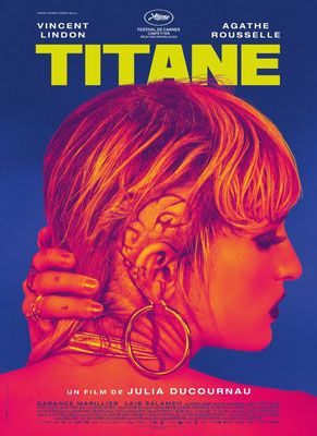 Titane (2021/de Julia Ducournau)