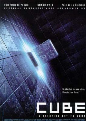 Cube (1998/de Vincenzo Natali)