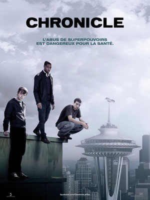 Chronicle (2012/de Josh Trank)