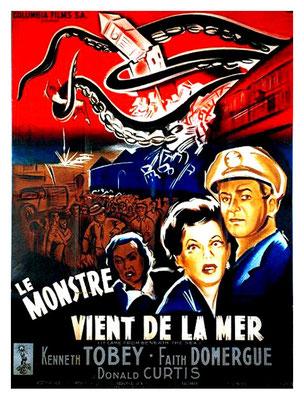 Le Monstre Vient De La Mer (1955/de Robert Gordon)
