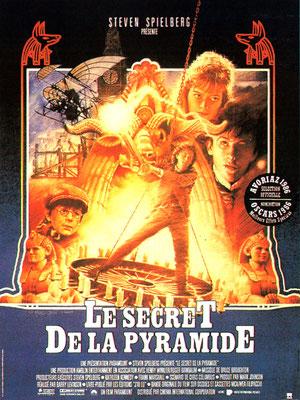 Le Secret De La Pyramide (1985/de Barry Levinson)