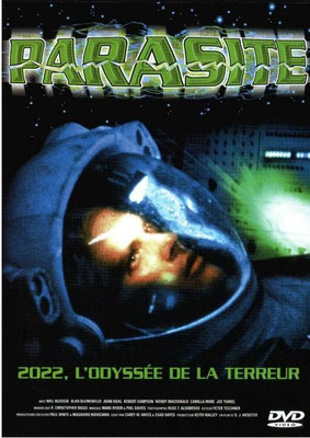 Parasite - 2022, L'Odyssée De La Terreur (1990/de D.J. Webster)