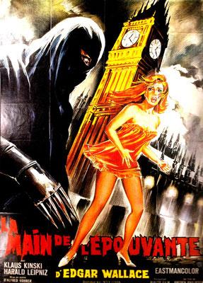 La Main de l'Épouvante (1967/de Alfred Vohrer & Samuel M. Sherman)