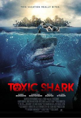 Toxic Shark (2017/de Cole Sharpe)