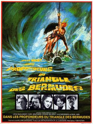 Dans Les Profondeurs Du Triangle Des Bermudes (1978/de Tsugunobu Kotani)