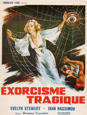 Exorcisme Tragique (1972/de Romano Scavolini)