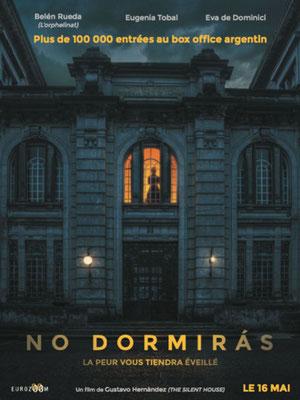 No Dormiras (2018/de Gustavo Hernández)