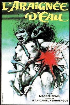 L'Araignée d'Eau (1970/de Jean-Daniel Verhaeghe)