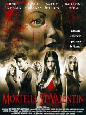 Mortelle Saint-Valentin