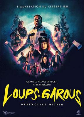 Loups-Garous (2021/de Josh Ruben)