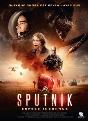 Sputnik - Espèce Inconnue (2020/de Egor Abramenko)