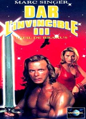 Dar L'Invincible 3 - L'Oeil De Braxus (1996/de Gabrielle Beaumont)