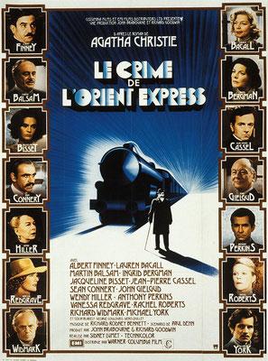 Le Crime de l'Orient-Express (1974/de Sidney Lumet)