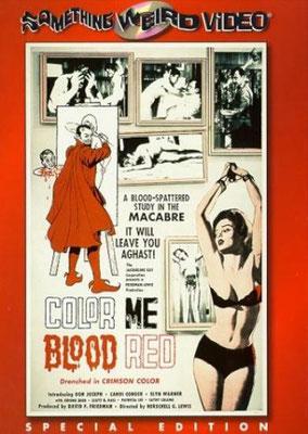Color Me Blood Red (1965/de Herschell Gordon Lewis)