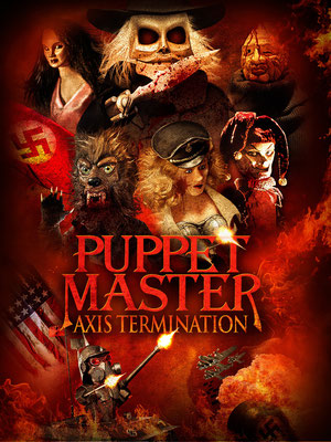 Puppet Master - Axis Termination (2017/de Charles Band)