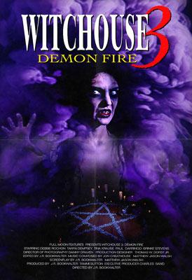 Witchouse 3 - Demon Fire (2001/de J.R. Bookwalter)