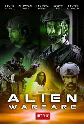 Alien Warfare (2019/de Jeremiah Jones)