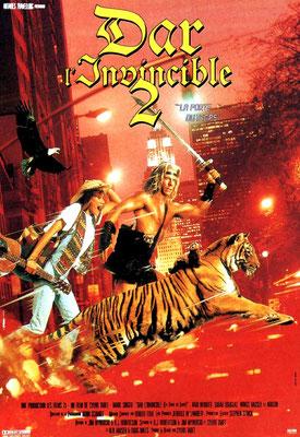 Dar L'Invincible 2 - La Porte Du Temps (1991/de Sylvio Tabet)