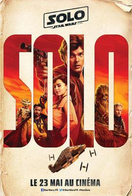 Solo : A Star Wars Story (20198/de Ron Howard)