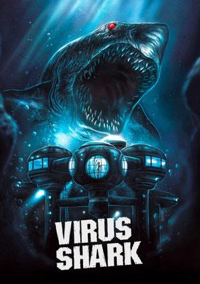 Virus Shark (2021/de Mark Polonia)