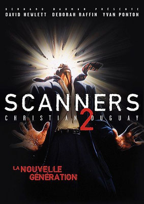 Scanners 2 - La Nouvelle Génération