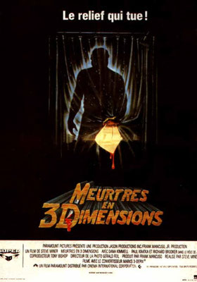 Vendredi 13 - Chapitre 3 : Meurtres En Trois Dimensions