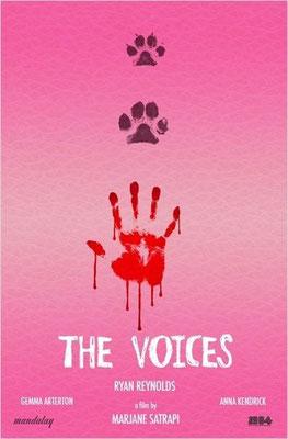 The Voices (2015/de Marjane Satrapi)