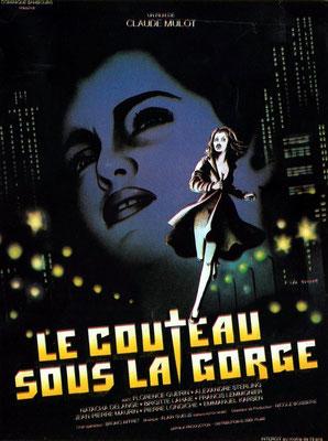 Le Couteau Sous La Gorge (1986/de Claude Mulot)