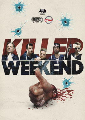 Killer Weekend (2018/de Ben Kent)