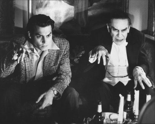 Ed Wood de Tim Burton - 1994 / Biopic - Fantastique