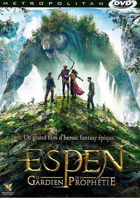 Espen - Le Gardien De La Prophétie (2017/de Mikkel Brænne Sandemose)